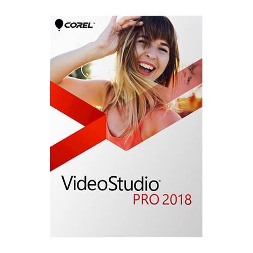 VideoStudio Pro 2018...