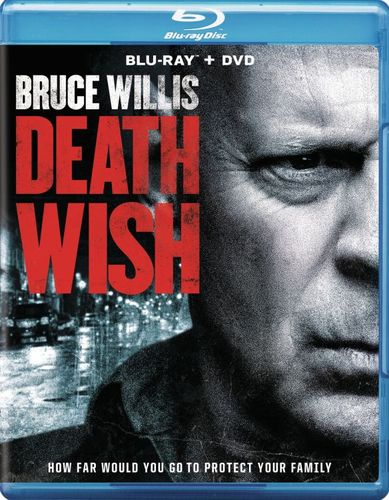 Death Wish [Blu-ray/DVD] [2018] 6246927