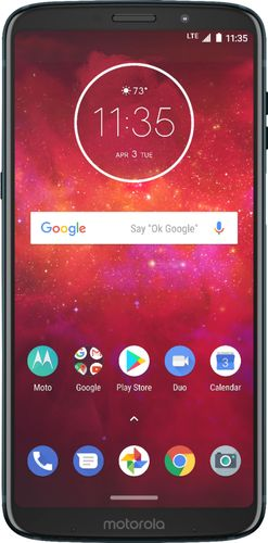 Motorola Z3 Play Universal Unlocked (32GB) - Deep Indigo