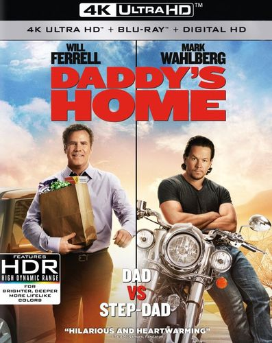 Daddy's Home [4K Ultra HD Blu-ray] [2 Discs] [2015] 6248304