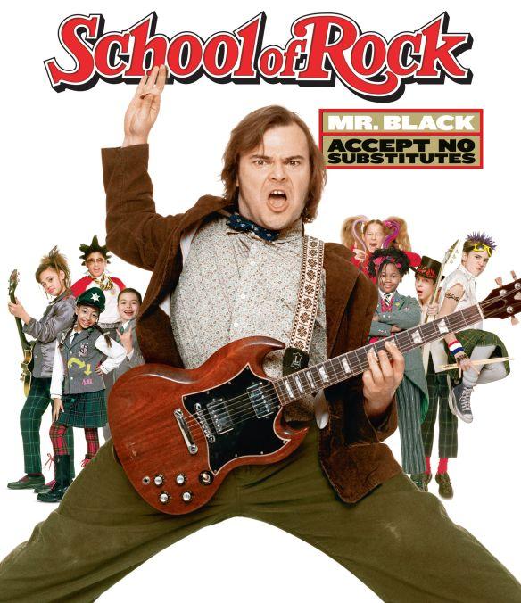 School of Rock [Blu-ray] [2003] 6248810