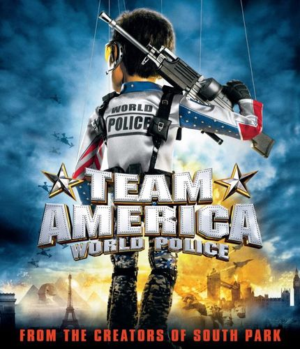 Team America: World Police [Blu-ray] [2004] 6250436