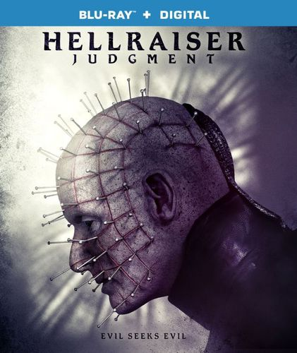Hellraiser: Judgment [Blu-ray] [2018] 6251017