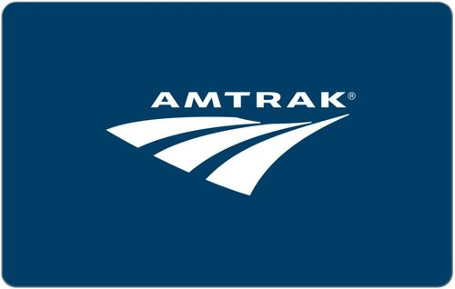 Amtrak - $100 Gift Card Redeem online or in stations; see where train can take you; $100 value