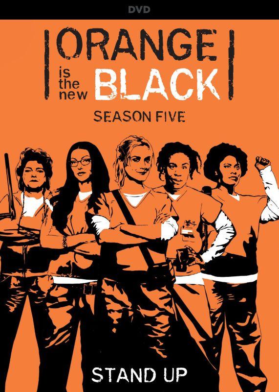 Orange Is the New Black: Season 5 [DVD] 6251699