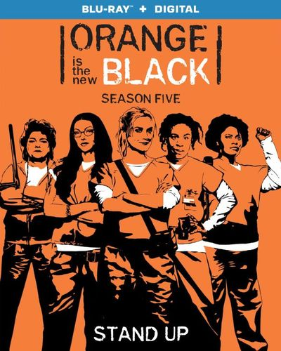 Orange Is the New Black: Season 5 [Blu-ray] 6251701