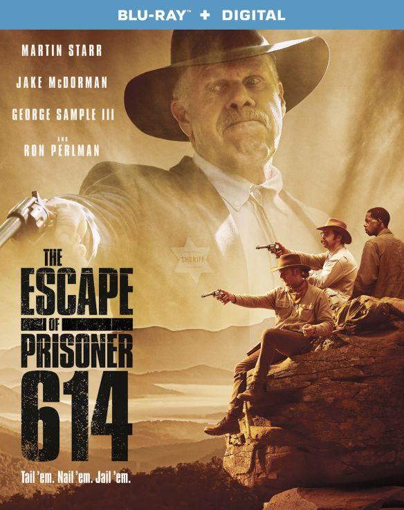 Escape of Prisoner 614 [Blu-ray] [2018] 6251704