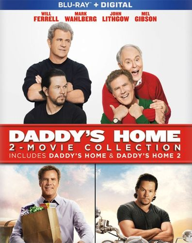 Daddy's Home 2-Movie Collection [Blu-ray] 6251724