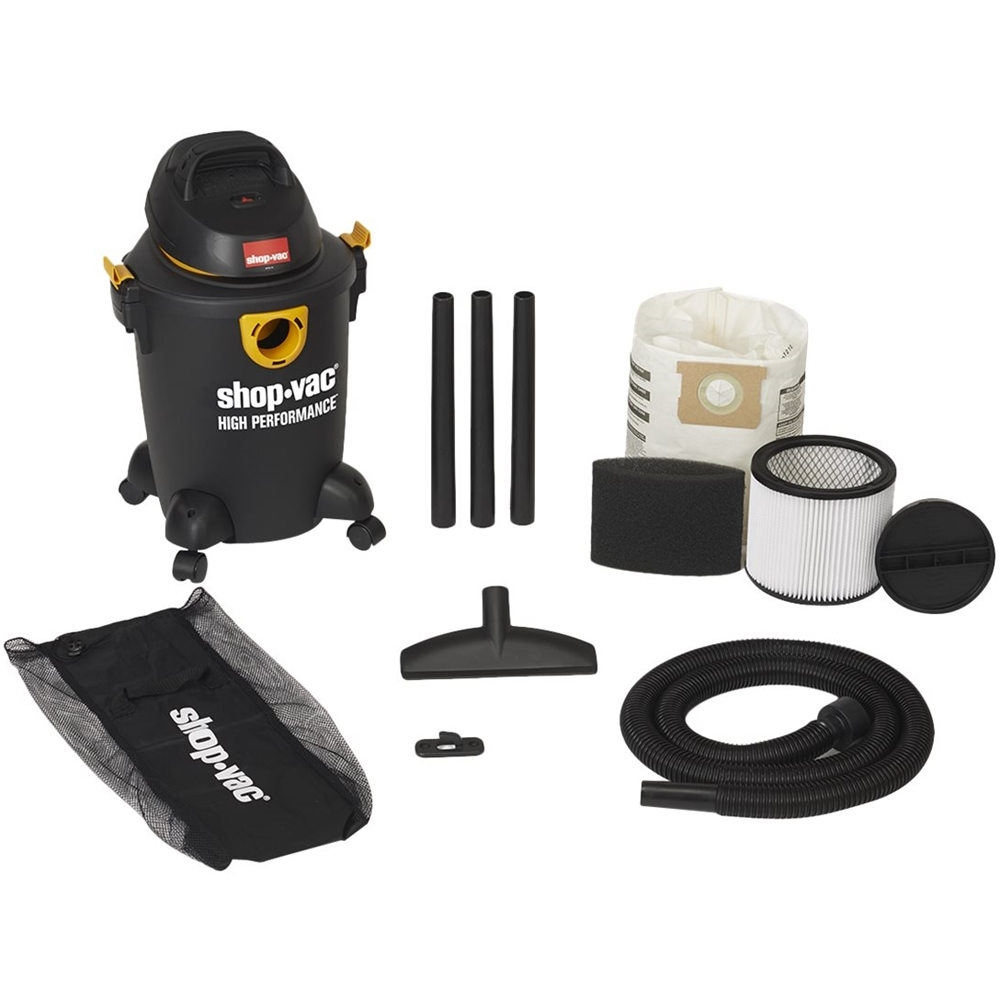 Shop-Vac High Performance Canister Vacuum Black 5987000