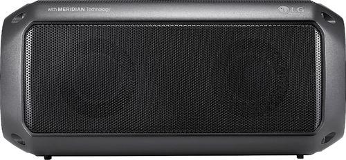 LG PK3 Portable Speaker with Meridian Technology