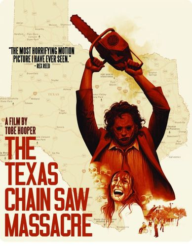 Texas Chainsaw Massacre [SteelBook] [Blu-ray] [Only @ Best Buy] [1974] 6252365