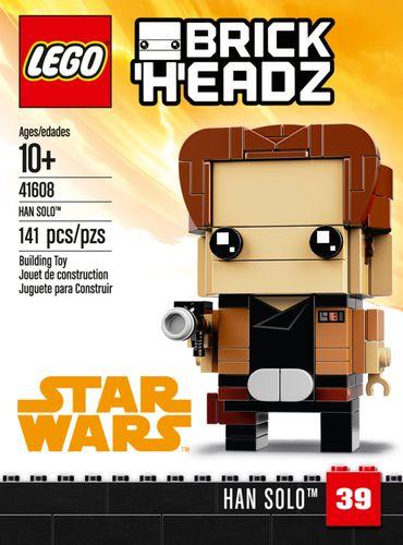 LEGO BrickHeadz Star Wars Han Solo 41608