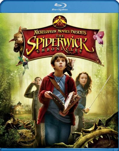 The Spiderwick Chronicles [Blu-ray] [2008] 6252664