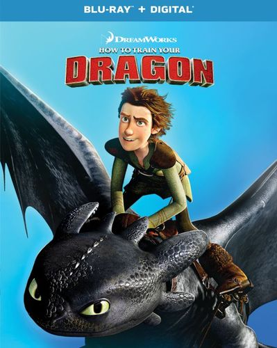How to Train Your Dragon [Blu-ray] [2010] 6252742