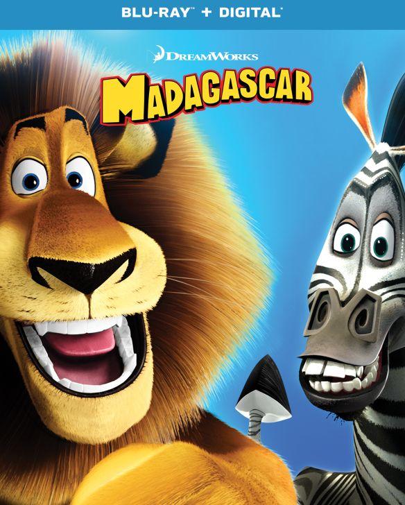 Madagascar [Blu-ray] [2005] 6252744