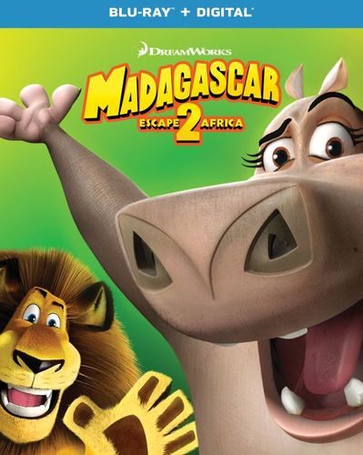 Madagascar: Escape 2 Africa [Blu-ray] [2008] 6252746
