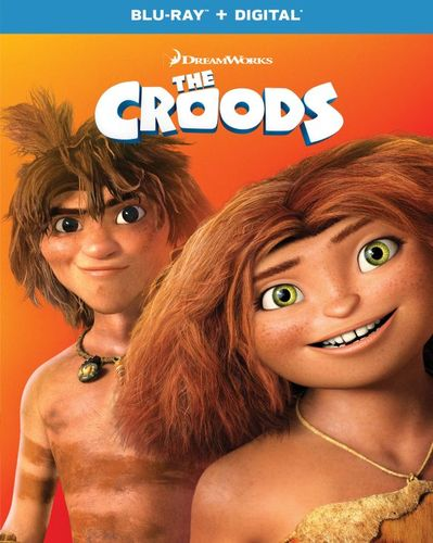 The Croods [Blu-ray] [2013] 6252754