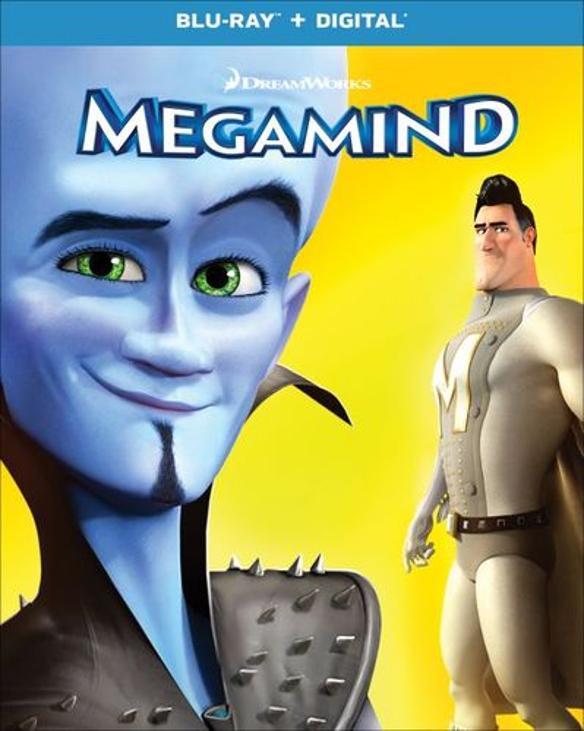 Megamind [Blu-ray] [2010] 6252761