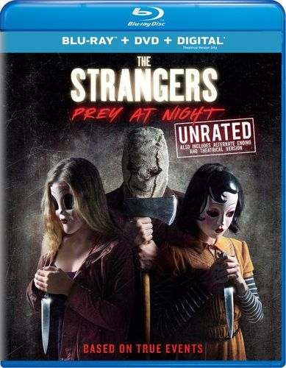 The Strangers: Prey at Night [Blu-ray] [2018] 6252762