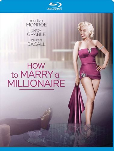 How to Marry a Millionaire [Blu-ray] [1953] 6252763