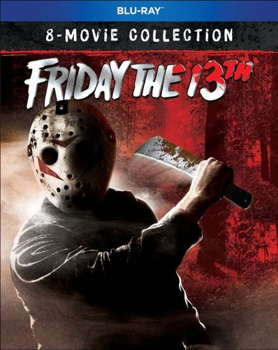 Friday the 13th: The Ultimate Collection [Blu-ray] 6252914