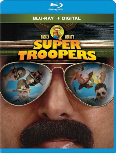 Super Troopers [Blu-ray] [2001] 6252915