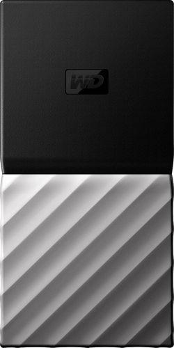 SanDisk 256GB WD MY PASSPORT SSD SATA SILVER MILAN II