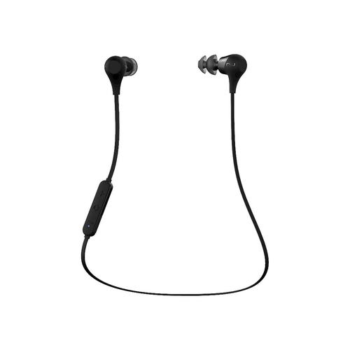 NuForce BE2-BLACK BE2 Affordable Bluetooth In-Ear Headphones (Black)