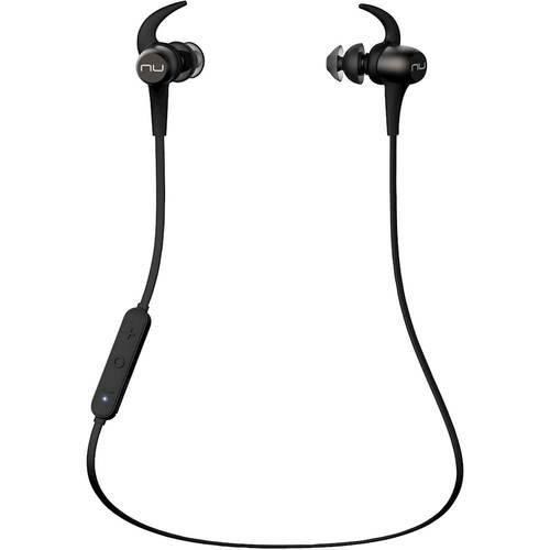 NuForce BESPORT3-GUNMETAL BE Sport3 Bluetooth In-Ear Headphones