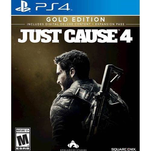 Just Cause 4: Gold Edition - PlayStation 4