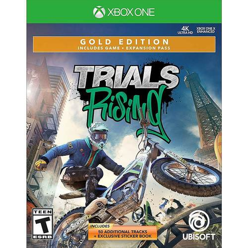 Trials Rising: Gold Edition - Xbox One