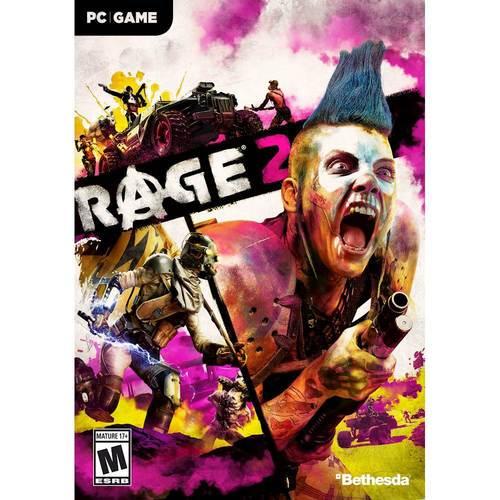 Rage 2, Bethesda, PC, 093155174061