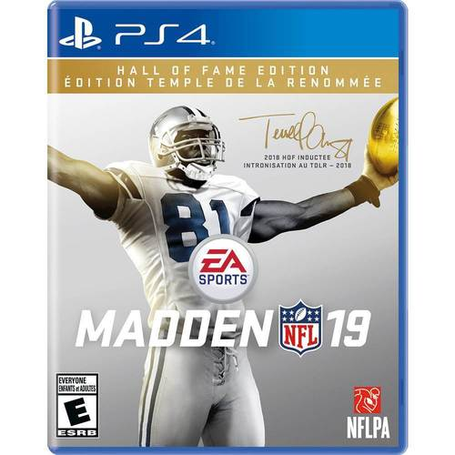 Madden NFL 19 Hall of Fame Edition - PlayStation 4