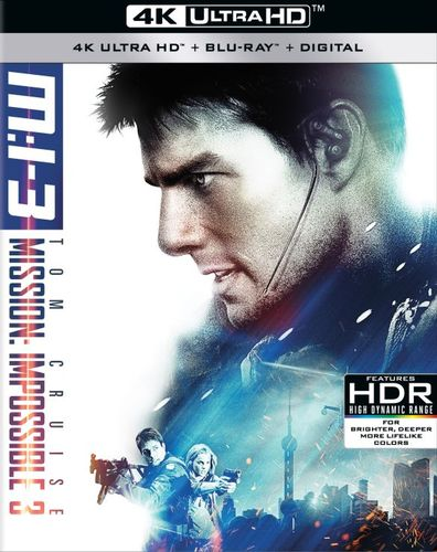 Mission: Impossible 3 [4K Ultra HD Blu-ray/Blu-ray] [2006] 6257215
