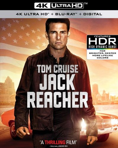 Jack Reacher [4K Ultra HD Blu-ray/Blu-ray] [2012] 6257471