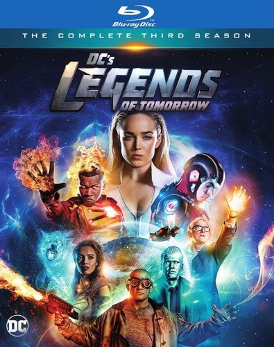 DC's Legends of Tomorrow: The Complete Third Season [Blu-ray] 6257691