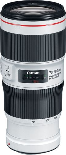 Canon EF 70-200mm f/4L IS II USM Zoom Lens