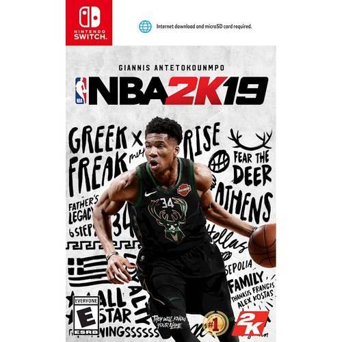 NBA 2K19 - Nintendo Switch...