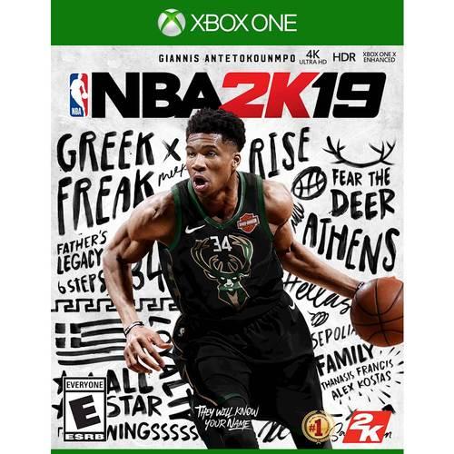 NBA 2K19 - Xbox One @...