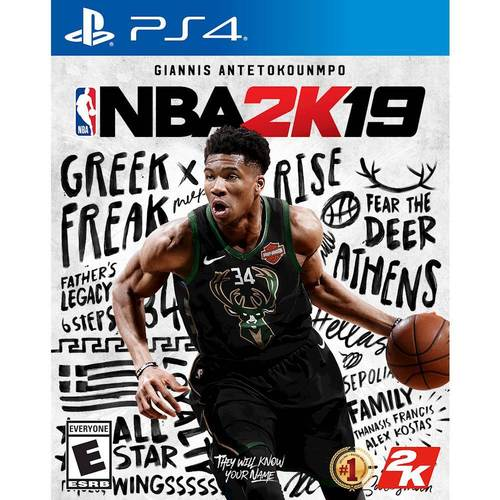 NBA 2K19 - PlayStation...