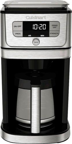 Cuisinart 12 Cup Coffee Maker - Silver