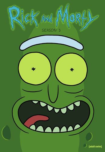 Rick and Morty: The Complete Third Season [DVD] 6258494