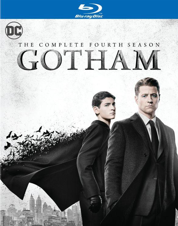 Gotham: The Complete Fourth Season [Blu-ray] 6258531