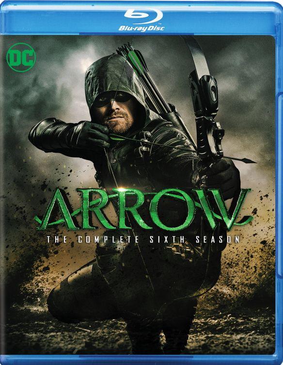 Arrow: The Complete Sixth Season [Blu-ray] 6258682