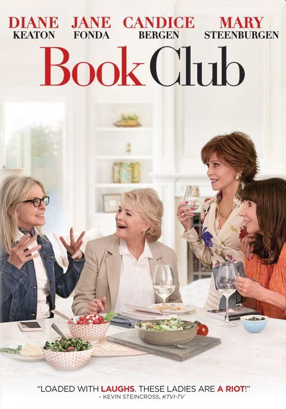 Book Club [DVD] [2018]