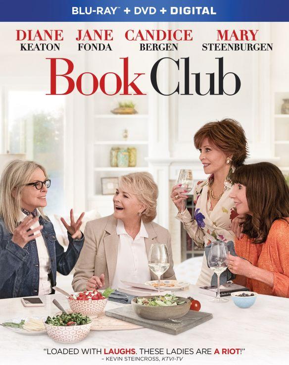 Book Club [Includes Digital Copy] [Blu-ray/DVD] [2018]