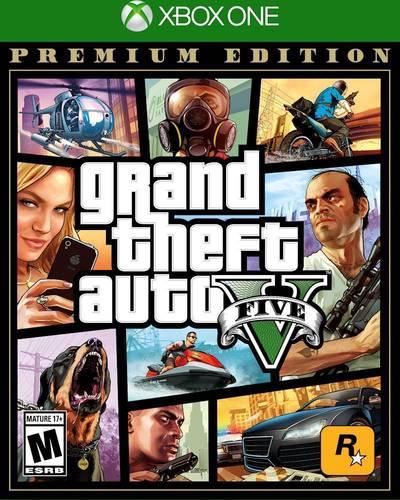 Grand Theft Auto V: Premium...