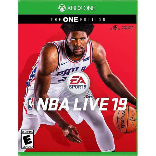 NBA LIVE 19 The One Edition...