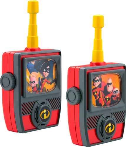 iHome IC202EXV8M Kids Design Mid Range Walkie Talkie