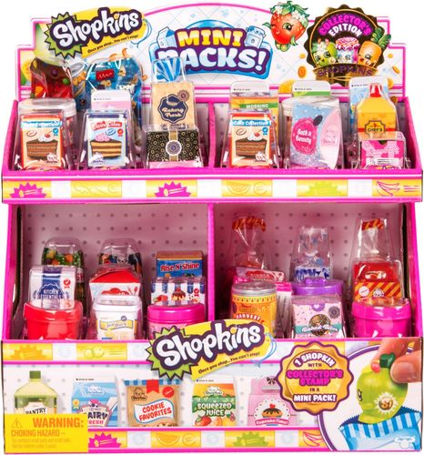 Shopkins Season 10 Mini Packs